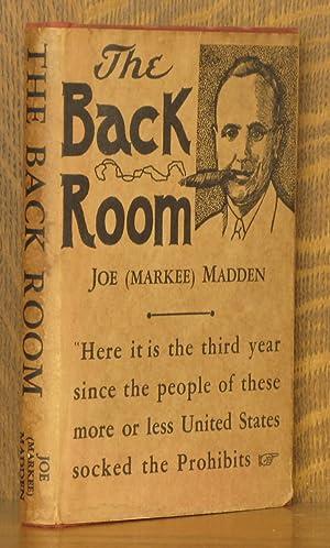 THE BACK ROOM: Joe (Markee) Madden