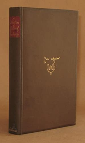 A COLLECTION OF LETTERS OF THACKERY 1847-1855: William Thackeray