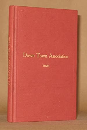 DOWN TOWN ASSOCIATION IN THE CITY OF NEW YORK