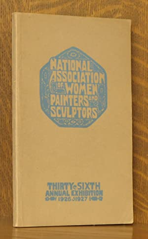 NATIONAL ASSOCIATION OF WOMEN PAINTERS AND SCULPTORS 1926-1927: anonymous