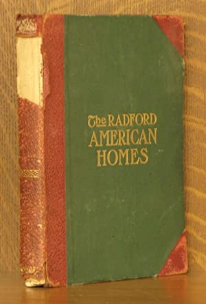 THE RADFORD AMERICAN HOMES, 100 HOUSE PLANS: anonymous