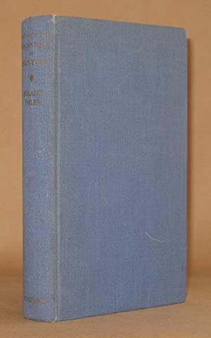 NOTES ON THE TECHNIQUE OF PAINTING: Hilaire Hiler, with preface by William Rothenstein