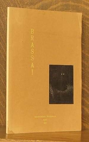 BRASSAI: Jean Adhemar et al