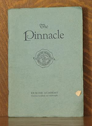 THE PINNACLE, ERSKINE ACADEMY, 1938: anonymous