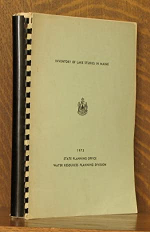 INVENTORY OF LAKE STUDIES IN MAINE: Charles F. Wallace