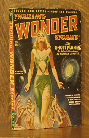 THRILLING WONDER STORIES - DECEMBER 1948 VOL. XXXIII, NO. 2 [THE GHOST PLANET (LEINSTER)]: Murray ...