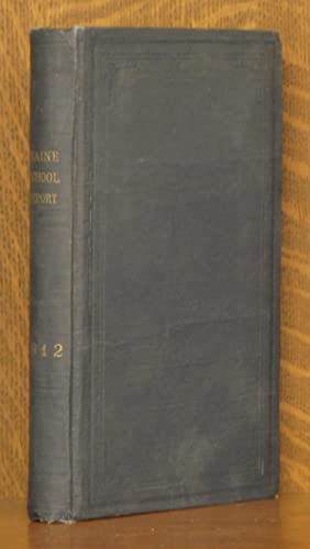REPORT OF THE STATE SUPERINTENDENT OF PUBLIC SCHOOLS OF THE STATE OF MAINE 1912: anonymous