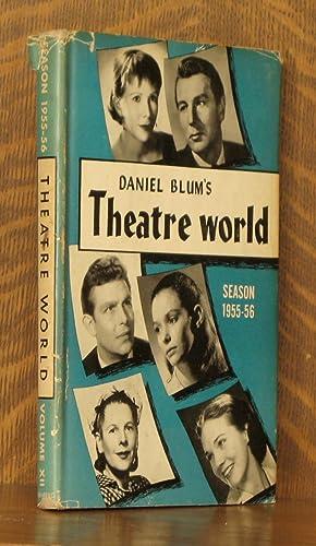 DANIEL BLUM'S THEATRE WORLD, 1955-1956: Daniel Blum