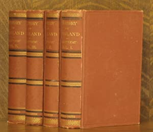 THE HISTORY OF ENGLAND FROM THE COMMENCEMENT OF THE XIXTH CENTURY TO THE CRIMEAN WAR (4 VOL. SET - ...