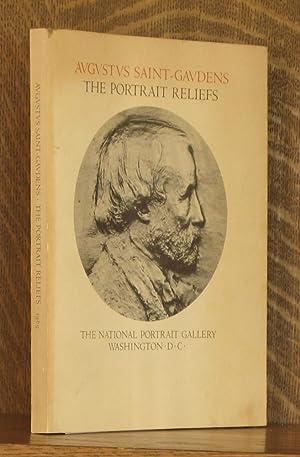 AUGUSTUS SAINT-GAUDENS - THE PORTRAIT RELIEFS: Introduction by John Dryfhout