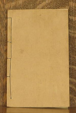 BURNS' POPULAR SONGS [SCOTTISH CHAPBOOK]: Robert Burns