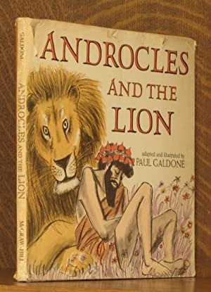 ANDROCLES AND THE LION: Paul Galdone