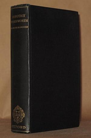 DOROTHY WORDSWORTH: Ernest de Selincourt