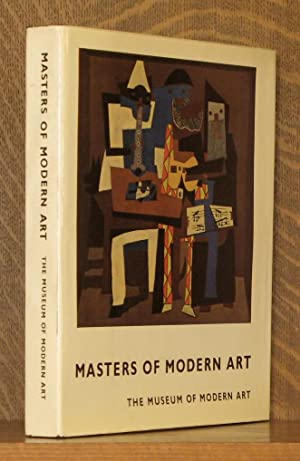 MASTERS OF MODERN ART: edited by Alfred