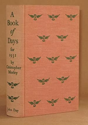 A BOOK OF DAYS: Christopher Morley