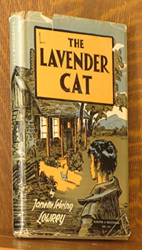 THE LAVENDER CAT: Janette Sebring Lowrey,