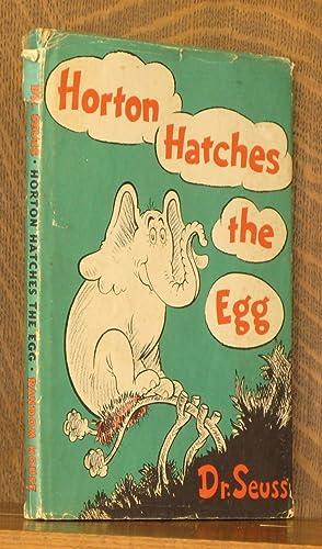 HORTON HATCHES THE EGG: Dr. Seuss