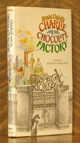 Charlie Chocolate Factory by Dahl - AbeBooks