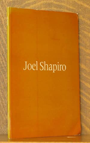 JOEL SHAPIRO, WADDINGTON GALLERY 1989: Lynne Cooke