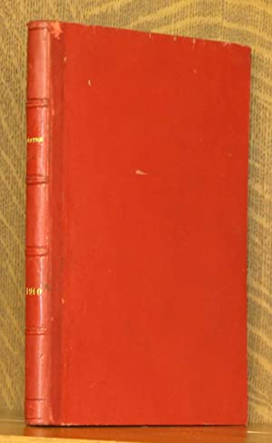 L'ILLUSTRATION THEATRALE SUPPLEMENT [THEATRE] 1910 [Les Deux: Alfred Capus, Adolphe