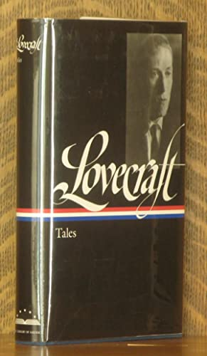 H. P. Lovecraft Tales (Library of America: H. P. Lovecraft,