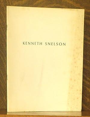 KENNETH SNELSON, ZABRISKIE GALLERY 1979: anonymous