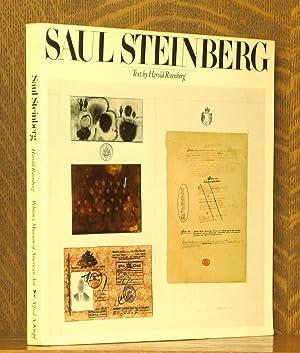 SAUL STEINBERG: Harold Rosenberg
