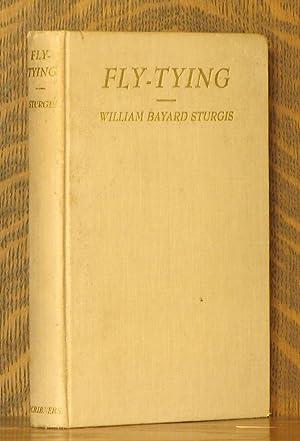 FLY-TYING: William Bayard Sturgis