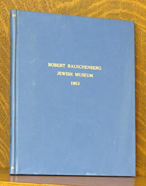 ROBERT RAUSCHENBERG: Alan R. Solomon