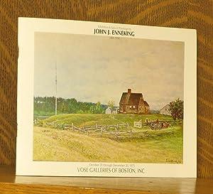 JOHN J. ENNEKING (1841-1916)