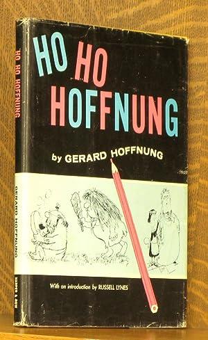 HO HO HOFFNUNG: Gerard Hoffnung