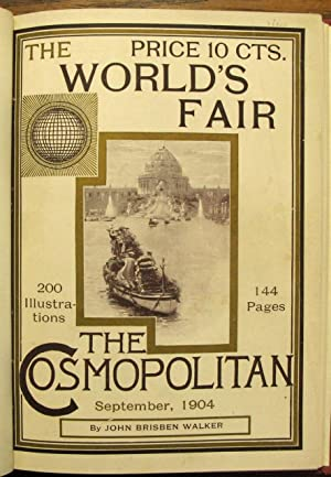 THE COSMOPOLITAN SEPTEMBER 1904 THE WORLD'S FAIR