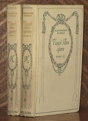 VINGT ANS APRES (2 VOLUMES COMPLETE): Alexandre Dumas