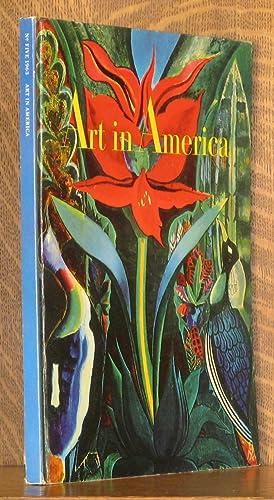 ART IN AMERICA MAGAZINE - NUMBER FIVE: John Russell, Alexander