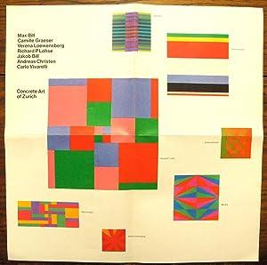 CONCRETE ART OF ZURICH - MAX BILL,