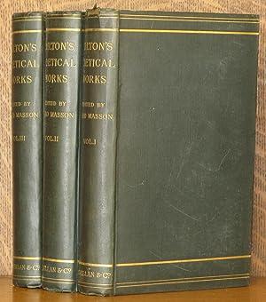 THE POETICAL WORKS OF JOHN MILTON [3: John Milton, edited