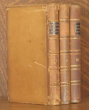 THE POETICAL WORKS OF JONATHAN SWIFT (3 VOLUMES COMPLETE): Jonathan Swift