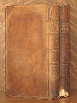 THE WORKS IN VERSE AND PROSE OF WILLIAM SHENSTONE (2 VOL SET - COMPLETE): William Shenstone