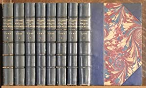 MEMORIAL DE SAINTE-HELENE (8 VOLUMES COMPLETE): Emmanuel Le Comte de Las Cases