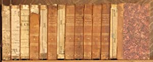 LETTRES DE MADAME SEVIGNY (12 VOL SET WITH SUPPLEMENT - COMPLETE): Madame de Sevigny