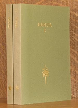 HUNTIA (2 VOLUMES COMPLETE): The Hunt Botanical Library