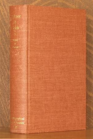 THE COST BOOKS OF TICKNOR AND FIELDS: Warren S. Tryon and William Charvat