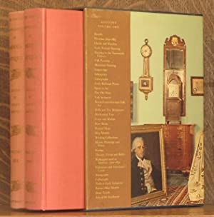THE CONCISE ENCYCLOPEDIA OF AMERICAN ANTIQUES (2 VOL BOXED SET - COMPLETE): edited by Helen ...