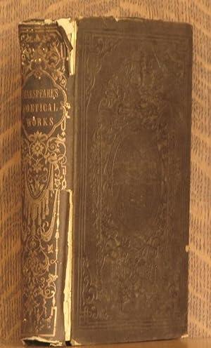 THE POETICAL WORKS OF WILLIAM SHAKESPEARE: William Shakespeare,