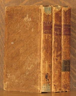THE WORKS OF FLAVIUS JOSEPHUS (3 VOLUMES OF 4 - MISSING VOLUME 2): Flavius Josephus, William ...