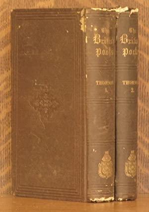 THE POETICAL WORKS OF JAMES THOMSON (2 VOLUMES COMPLETE): James Thomson
