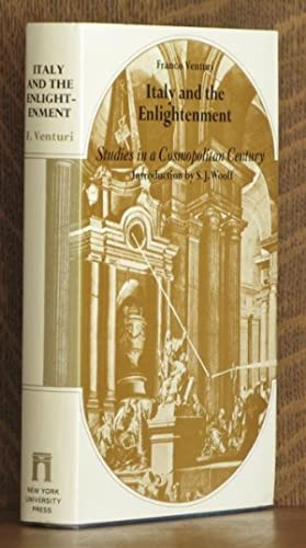 ITALY AND THE ENLIGHTENMENT: Franco Venturi