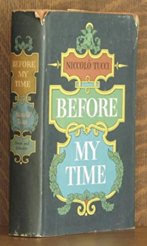 BEFORE MY TIME: Niccolo Tucci