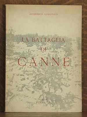 LA BATTAGLIA DE CANNE: Domenico Ludovico