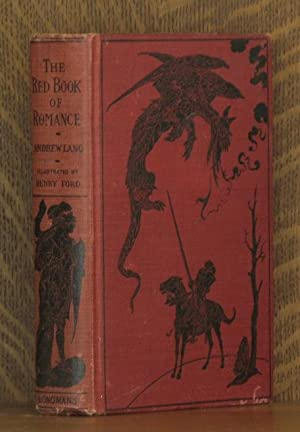 THE RED ROMANCE BOOK: Andrew Lang